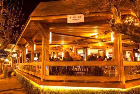 Bar Mercearia - Pousada La Toscana