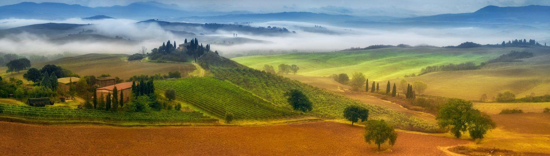 Pousada La Toscana em Campos do Jordão