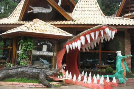 Restaurante Krokodillo - Pousada La Toscana